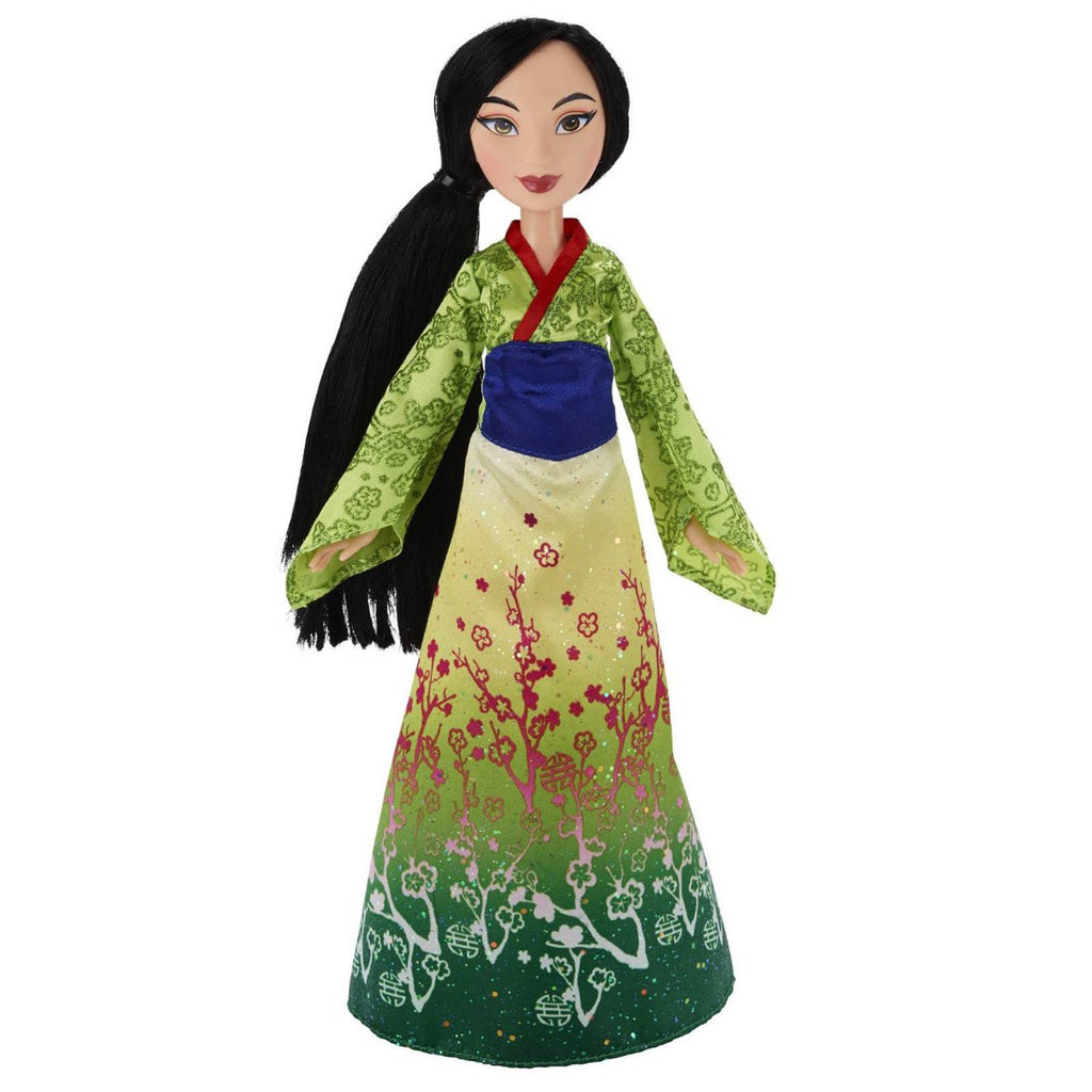 Disney Princess Royal Shimmer Mulan Doll