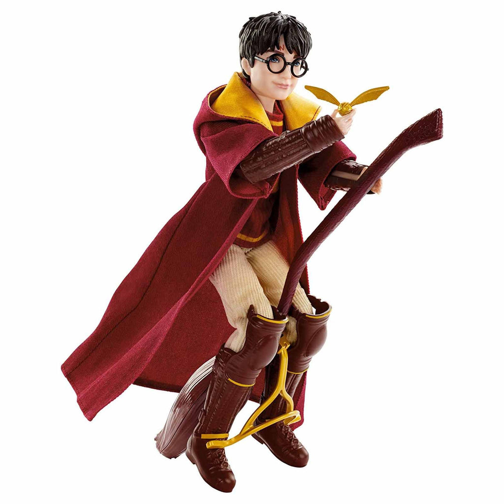 Dolls - Harry Potter Quidditch Doll
