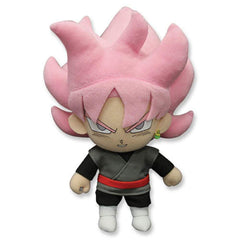 Dragon Ball Z Plush Toys - Dragon Ball Super Black Rose Goku 8 Inch Plush Figure