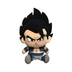 Dragon Ball Z Plush Toys - Dragon Ball Super Broly-Gogeta Sitting 7 Inch Plush Figure