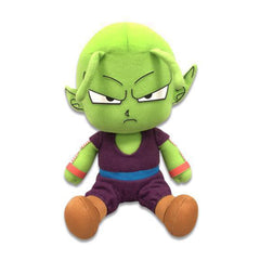 Dragon Ball Z Plush Toys - Dragon Ball Super Piccolo Sitting Pose 7 Inch Plush Figure