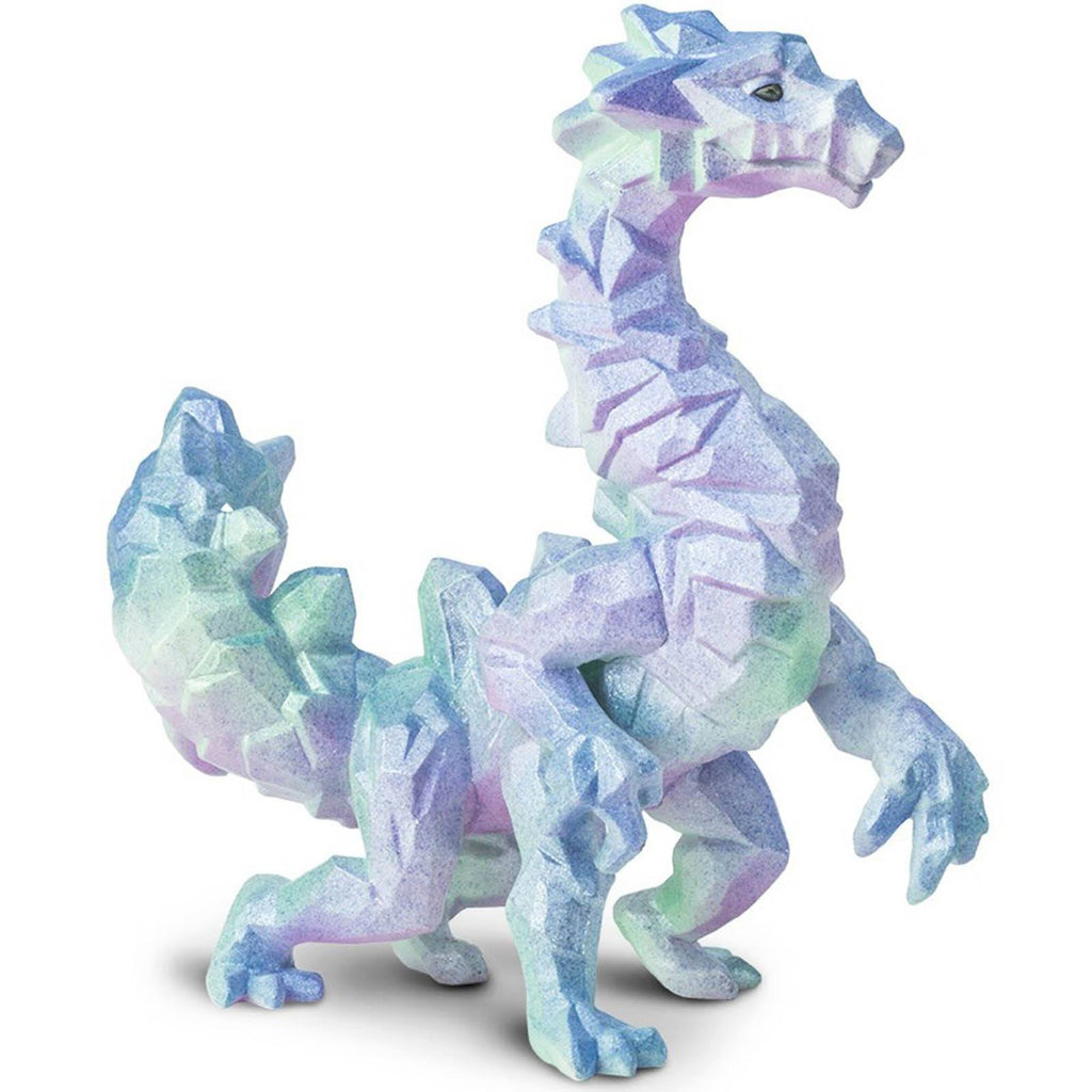 Crystal Cavern Dragon Fantasy Figure Safari Ltd