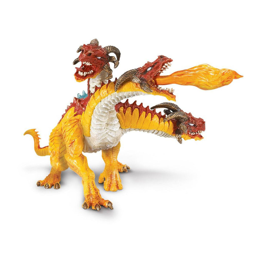 Fire Dragon Fantasy Figure Safari Ltd - Radar Toys