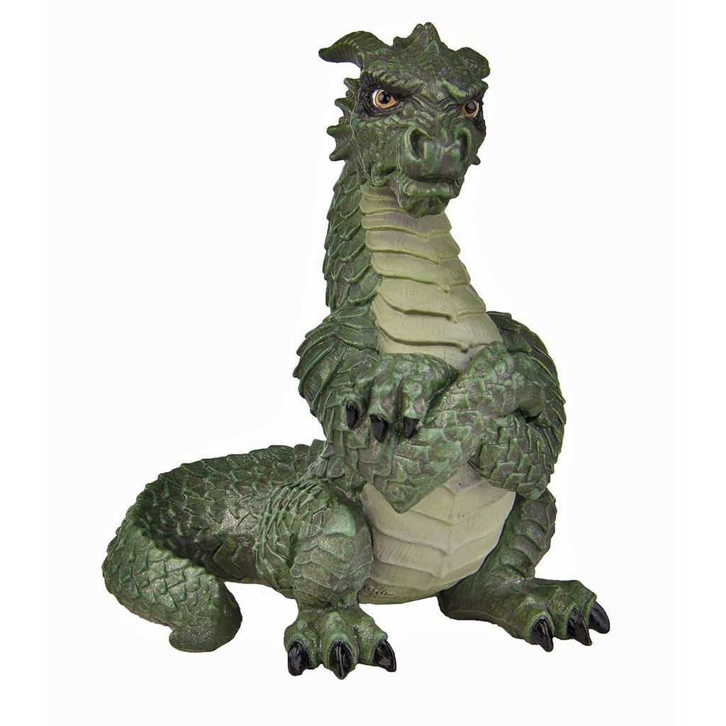 Grumpy Dragon Fantasy Safari Ltd