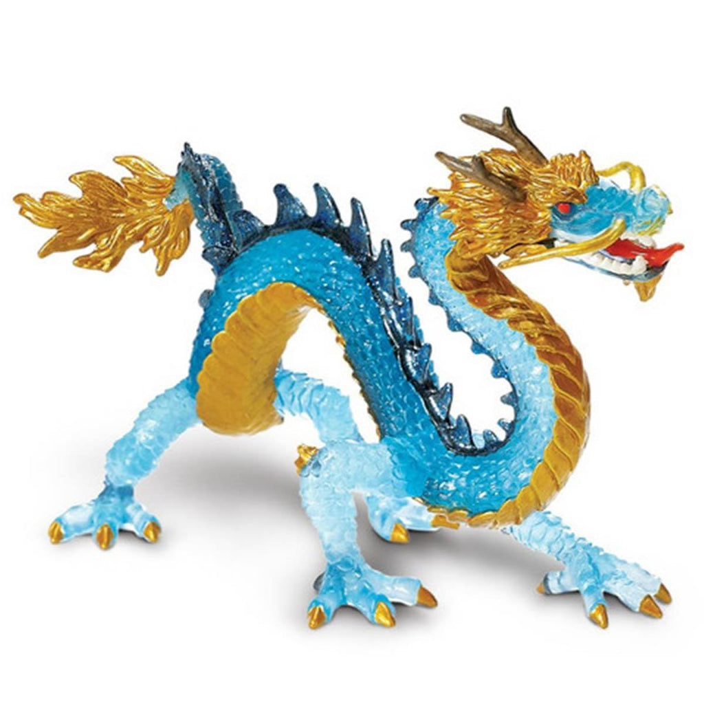 Krystal Blue Dragon Fantasy Safari Ltd - Radar Toys