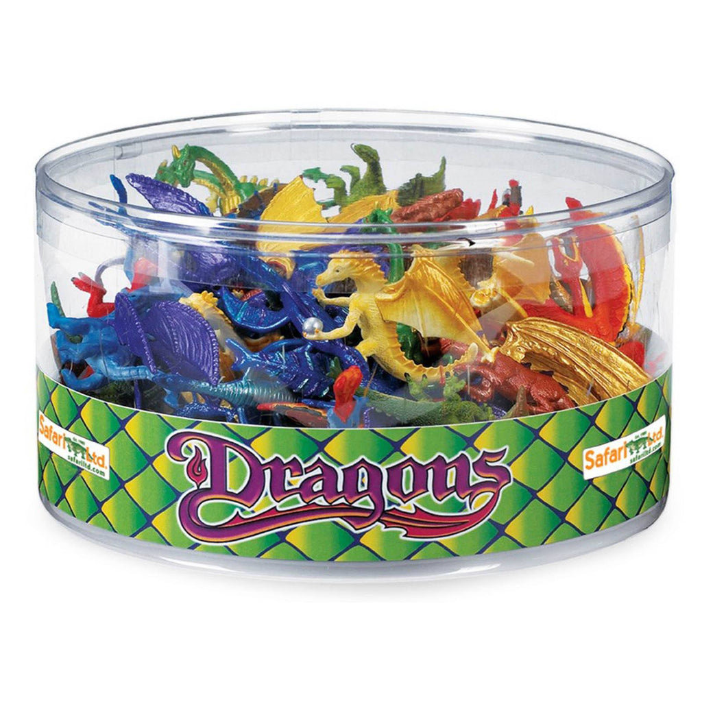Lair Of The Dragons In Bin Fantasy Safari Ltd