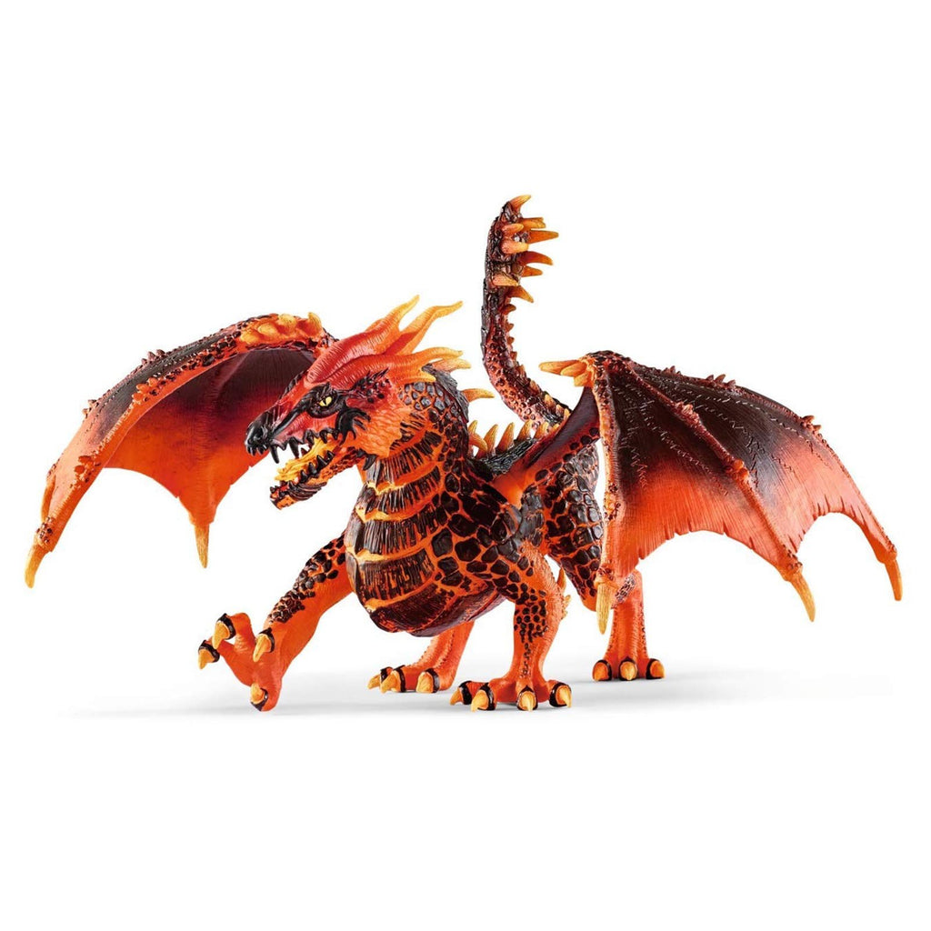 Dragon Figures - Schleich Lava Dragon Eldrador Creatures Fantasy Figure