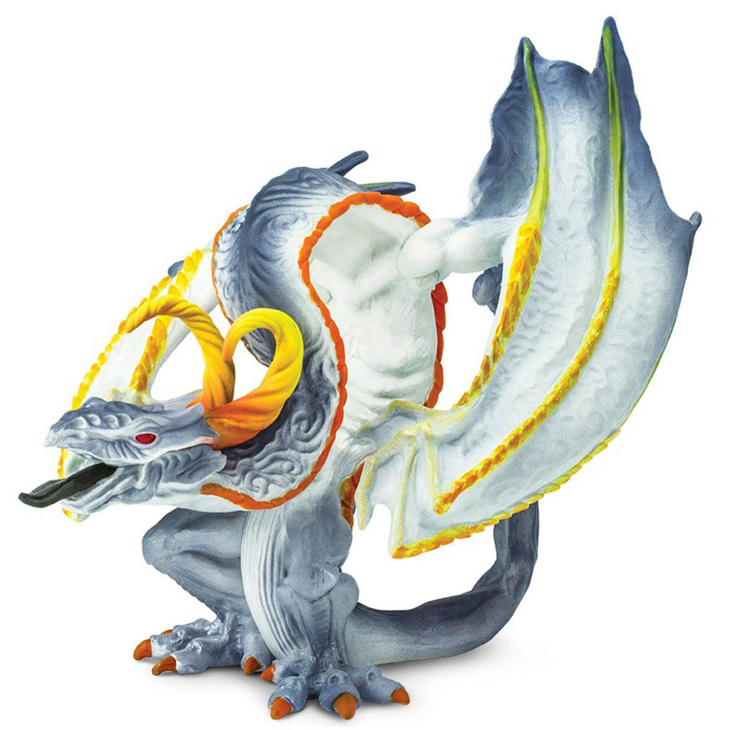 Smoke Dragon Fantasy Figure Safari Ltd