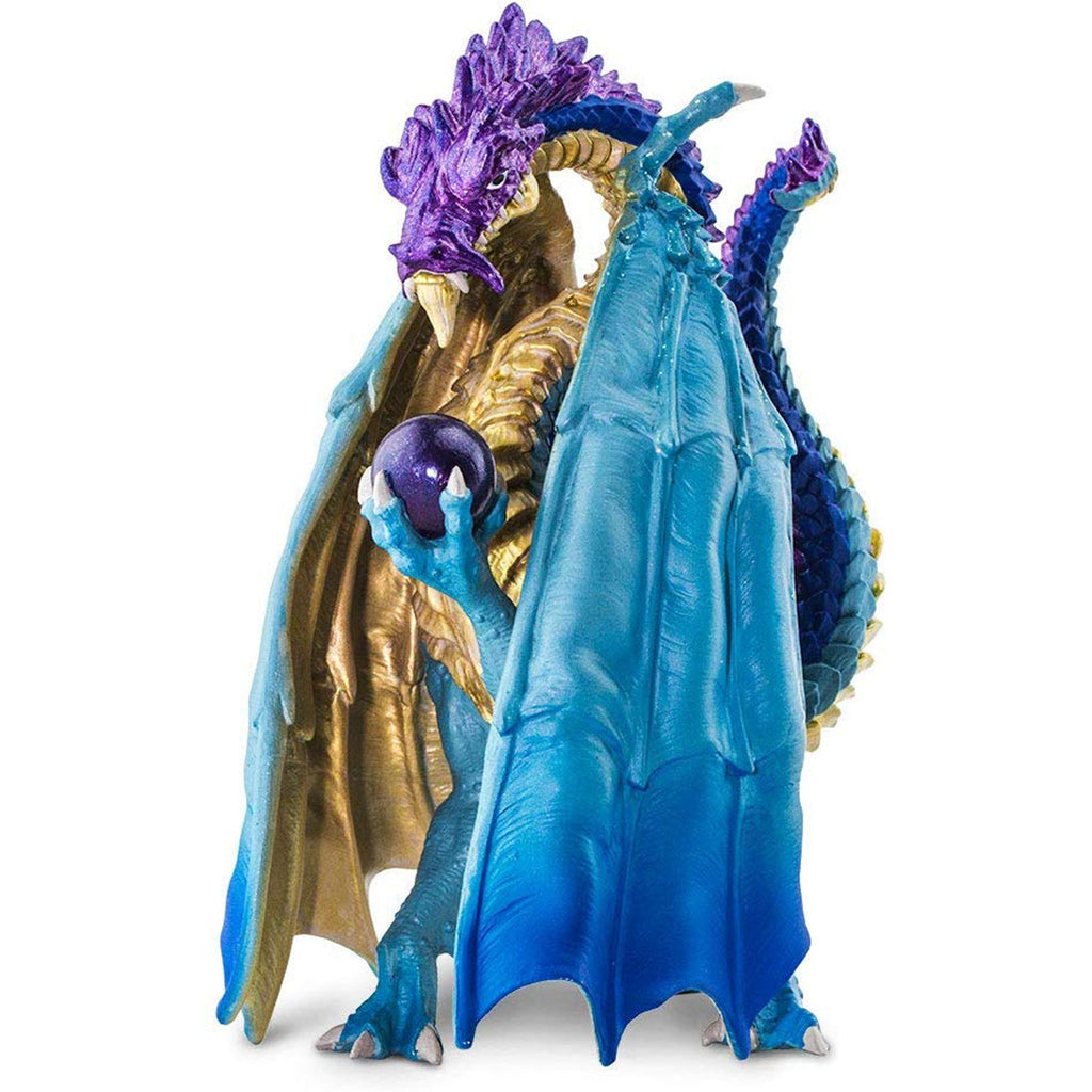 Wizard Dragon Fantasy Figure Safari Ltd 100400