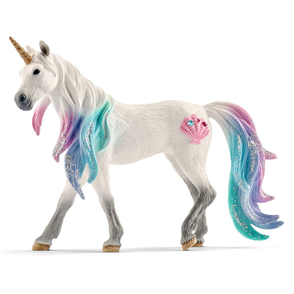 Schleich Sea Unicorn Mare Bayala Fantasy Figure 70570