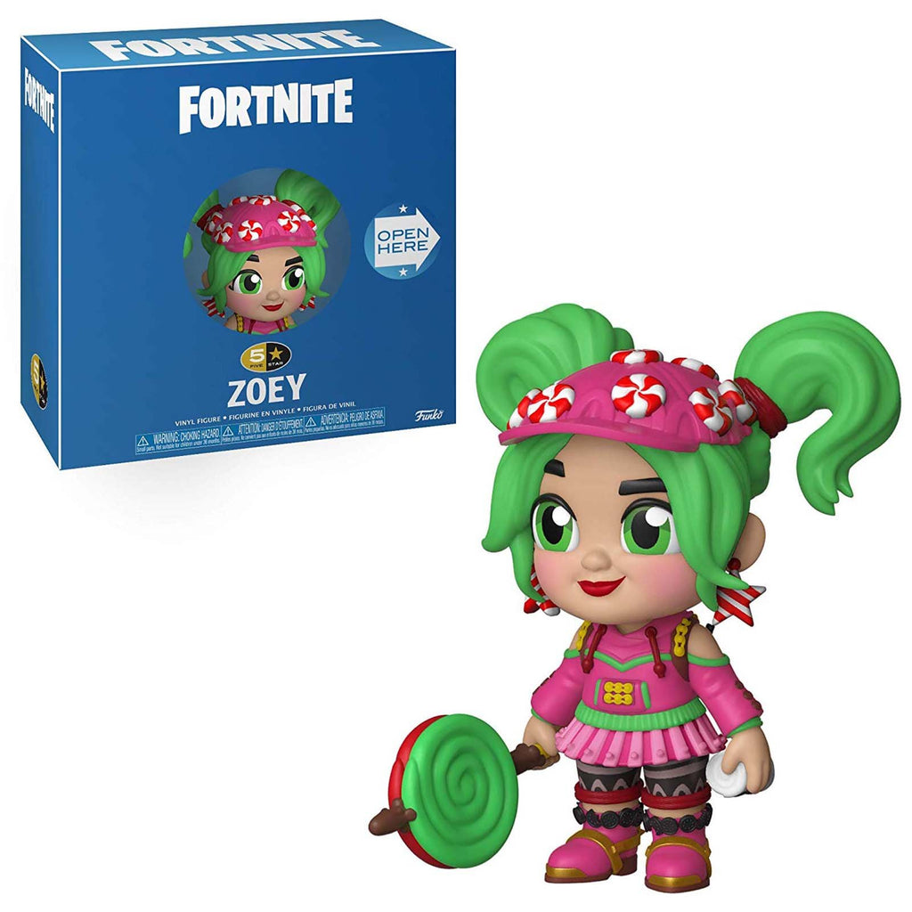 Funko Fortnite 5 Star Zoey Vinyl Figure