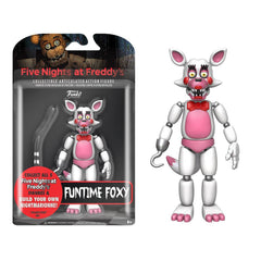 Funko Five Nights At Freddy's Funtime Foxy Action Figure - Radar Toys