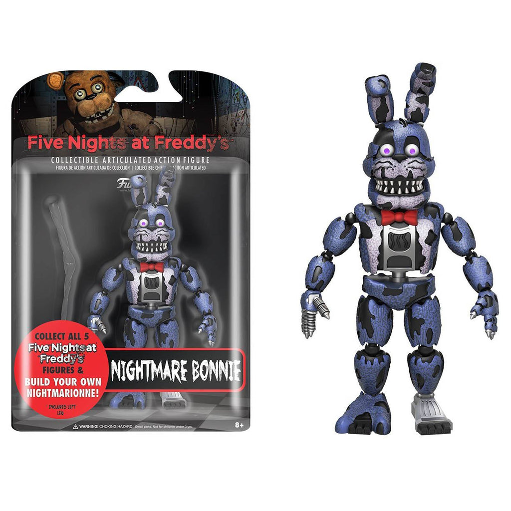 Funko Five Nights At Freddy's Nightmare Bonnie Action Figure