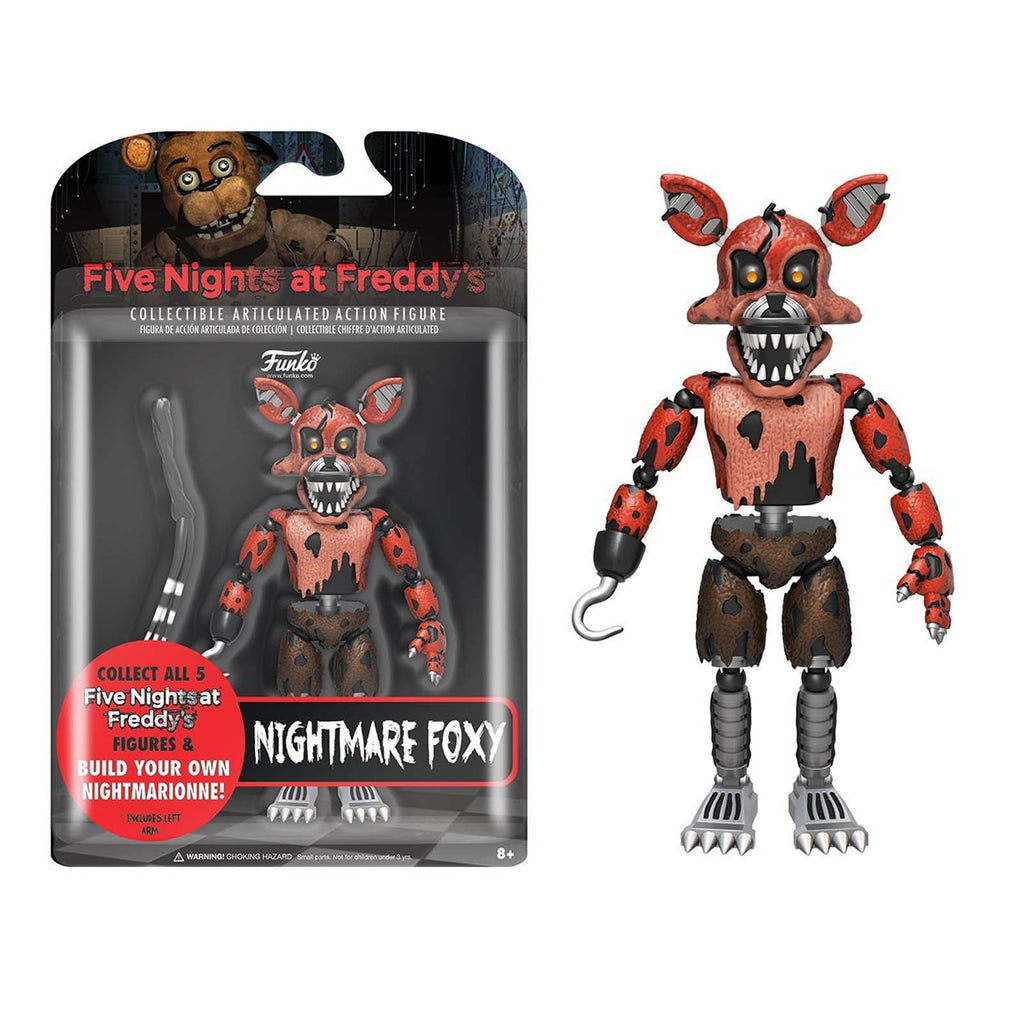 Funko Five Nights At Freddy's Nightmare Foxy Action Figure