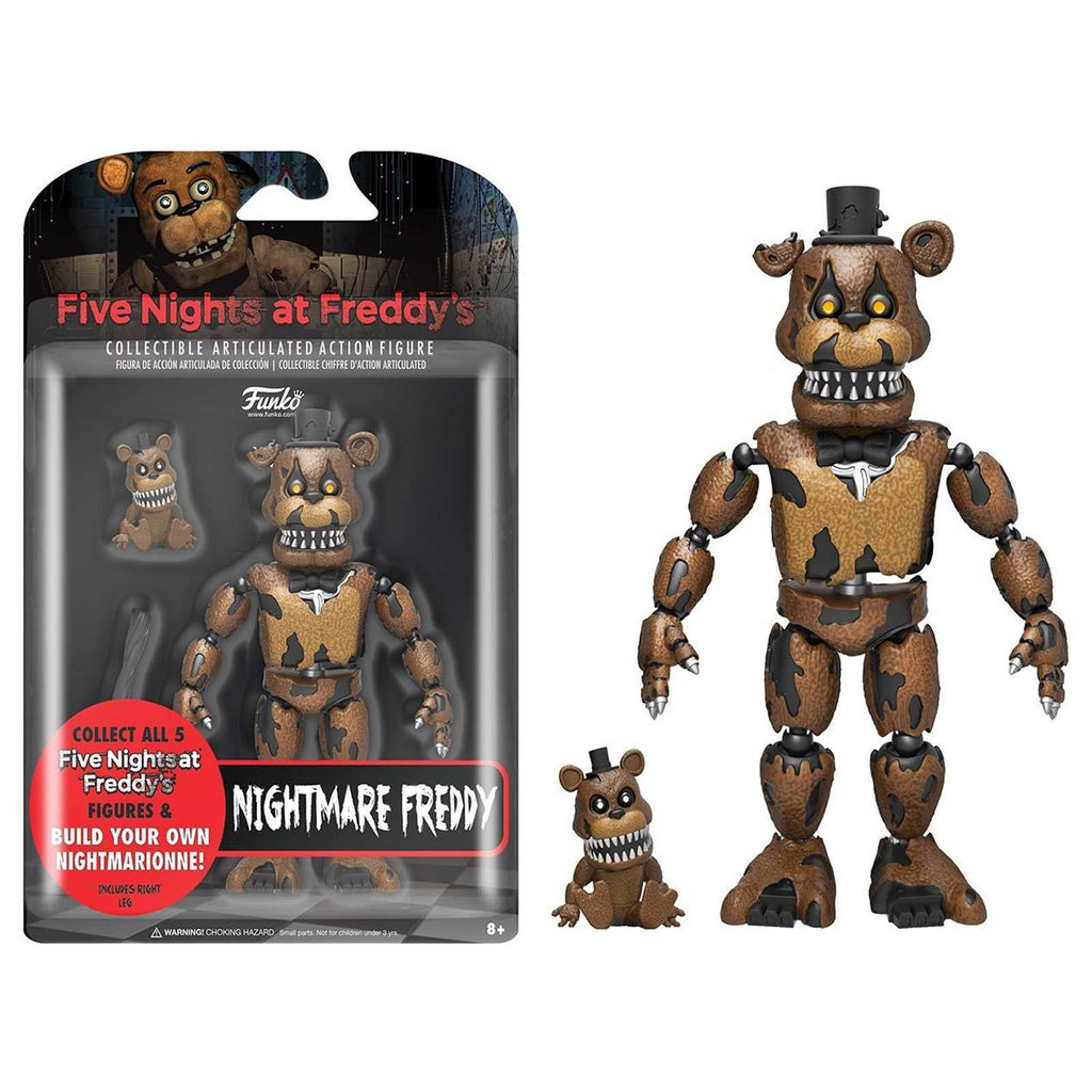 Funko Five Nights At Freddy's Nightmare Freddy Action Figure