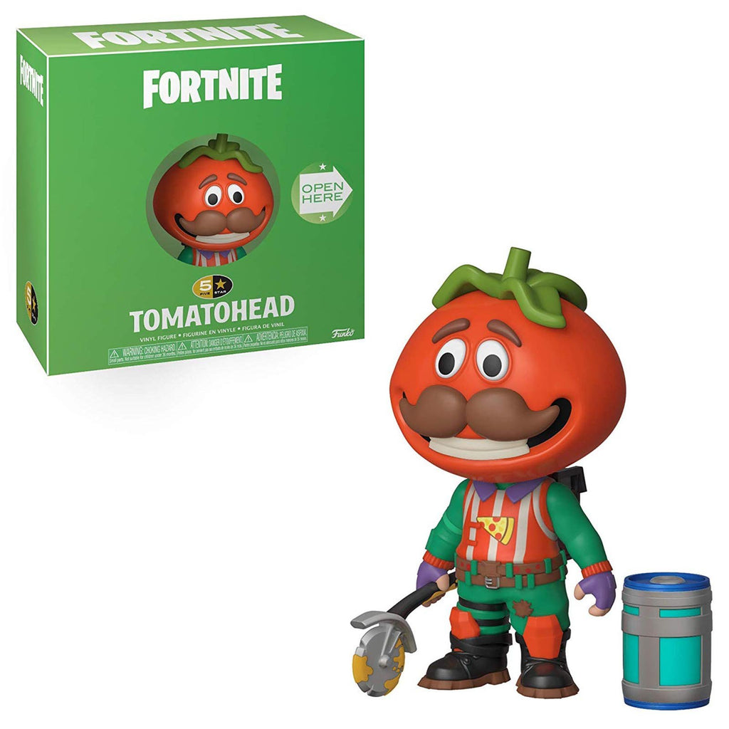 Funko Action Figures - Funko Fortnite 5 Star Tomatohead Vinyl Figure