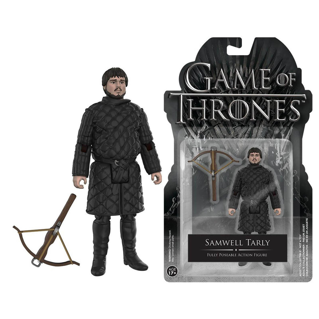 Funko Game Of Thrones Samwell Tarley Action Figure