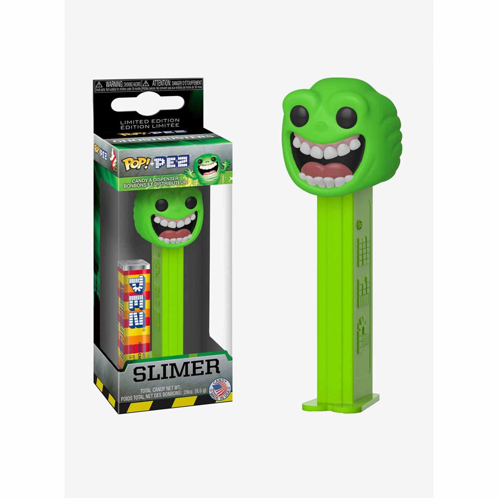 Funko Ghostbuster POP PEZ Slimer Dispenser