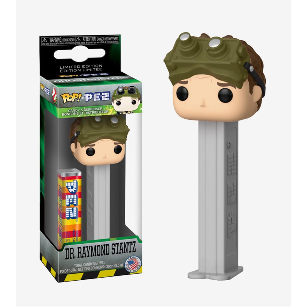 Funko Ghostbusters POP PEZ Dr. Raymond Stantz Dispenser