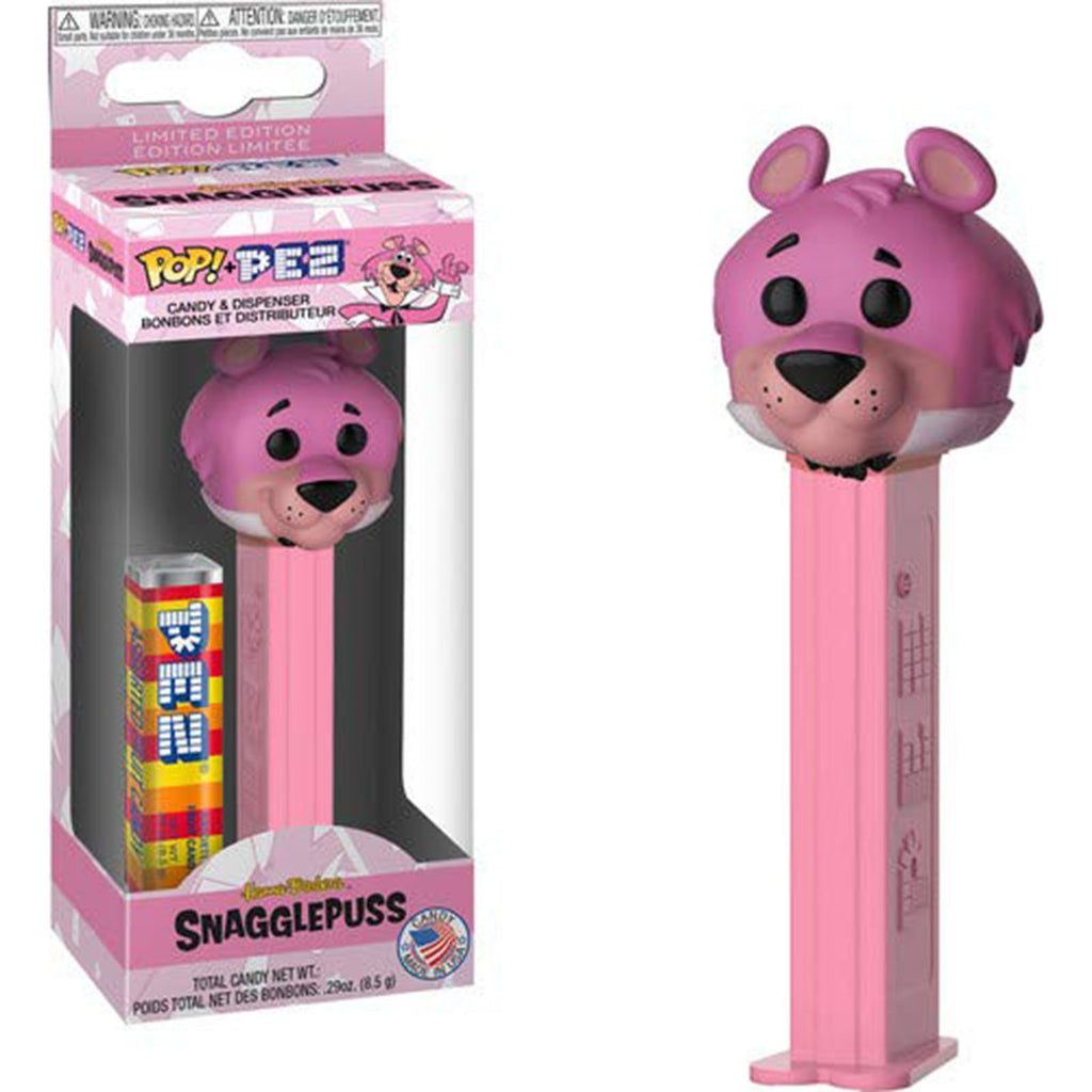 Funko Hanna Barbera POP PEZ Snagglepuss Dispenser