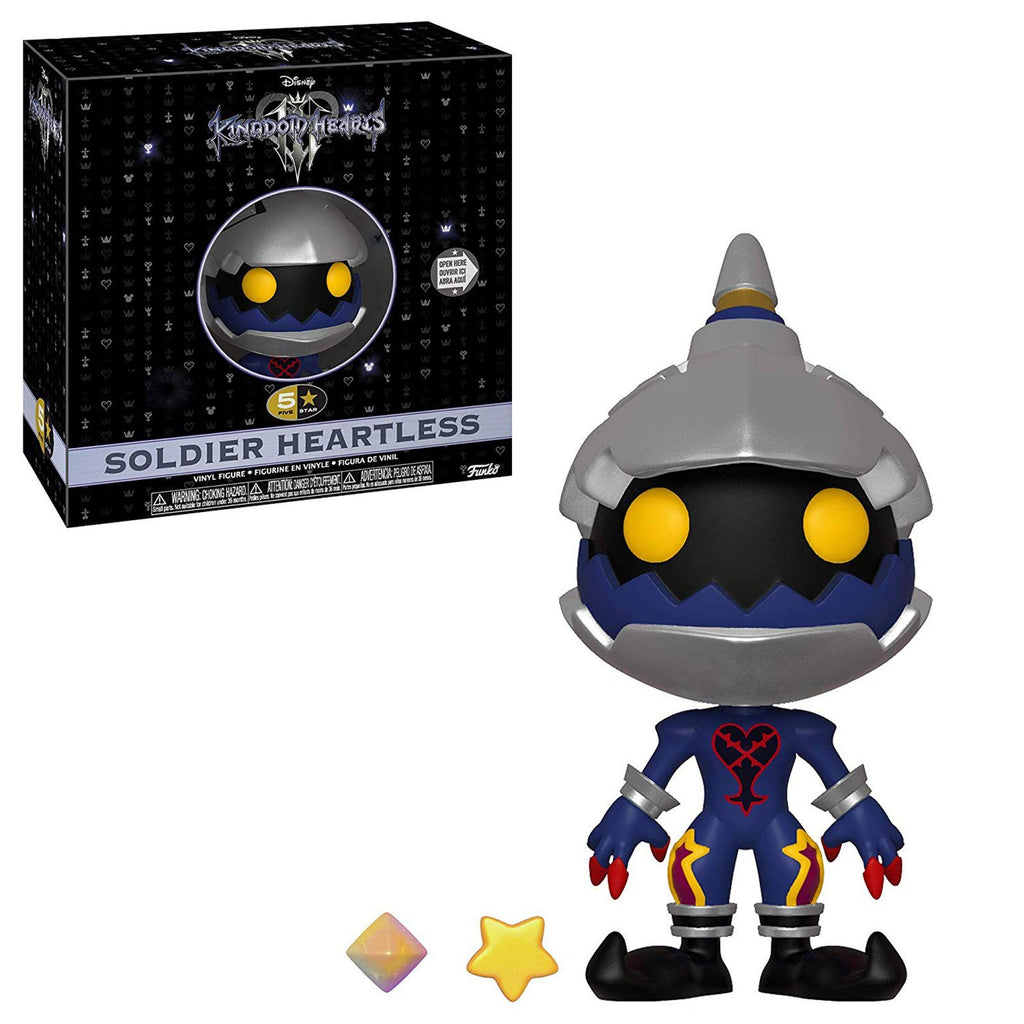 Funko Kingdom Hearts III 5 Star Soldier Heartless Vinyl Figure