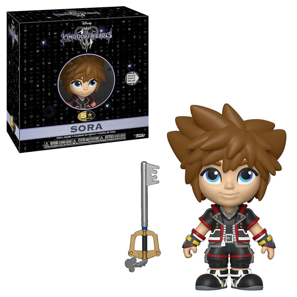 Funko Kingdom Hearts III 5 Star Sora Vinyl Figure