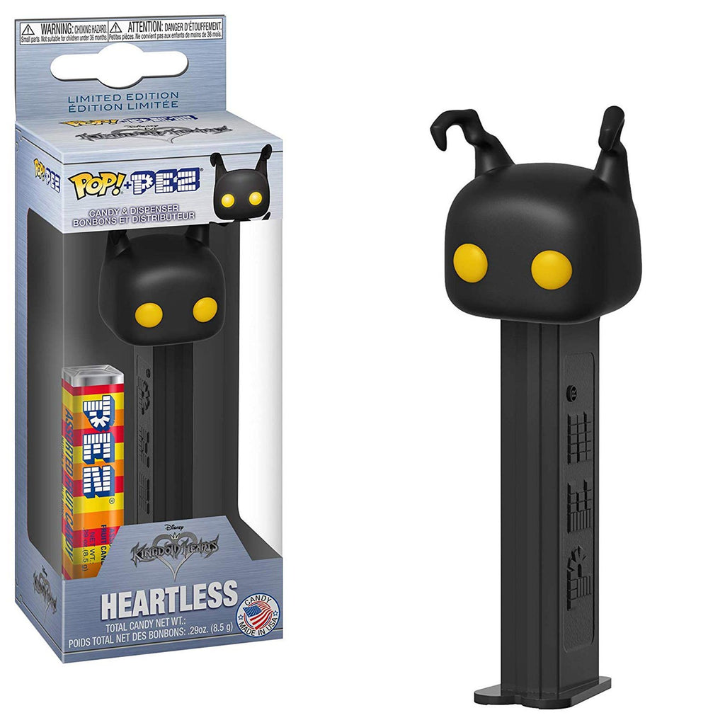 Funko Kingdom Hearts POP PEZ Heartless Candy Dispenser