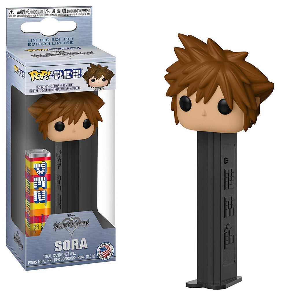 Funko Kingdom Hearts POP PEZ Sora Candy Dispenser