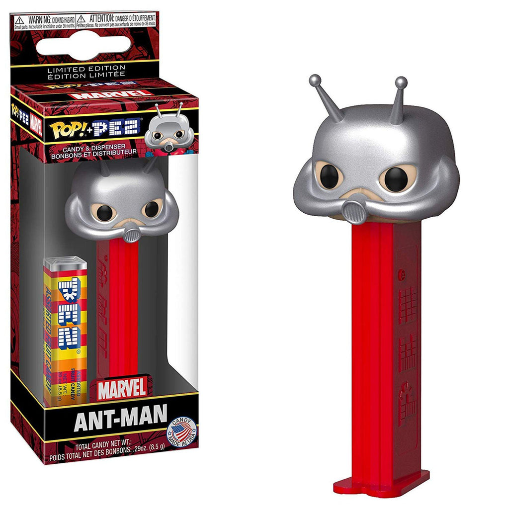 Funko Marvel POP PEZ Ant-Man Dispenser