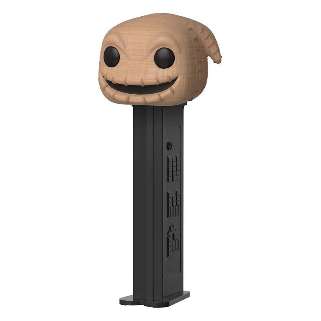 Funko Nightmare Before Christmas POP PEZ Oogie Boogie Burlap Dispenser