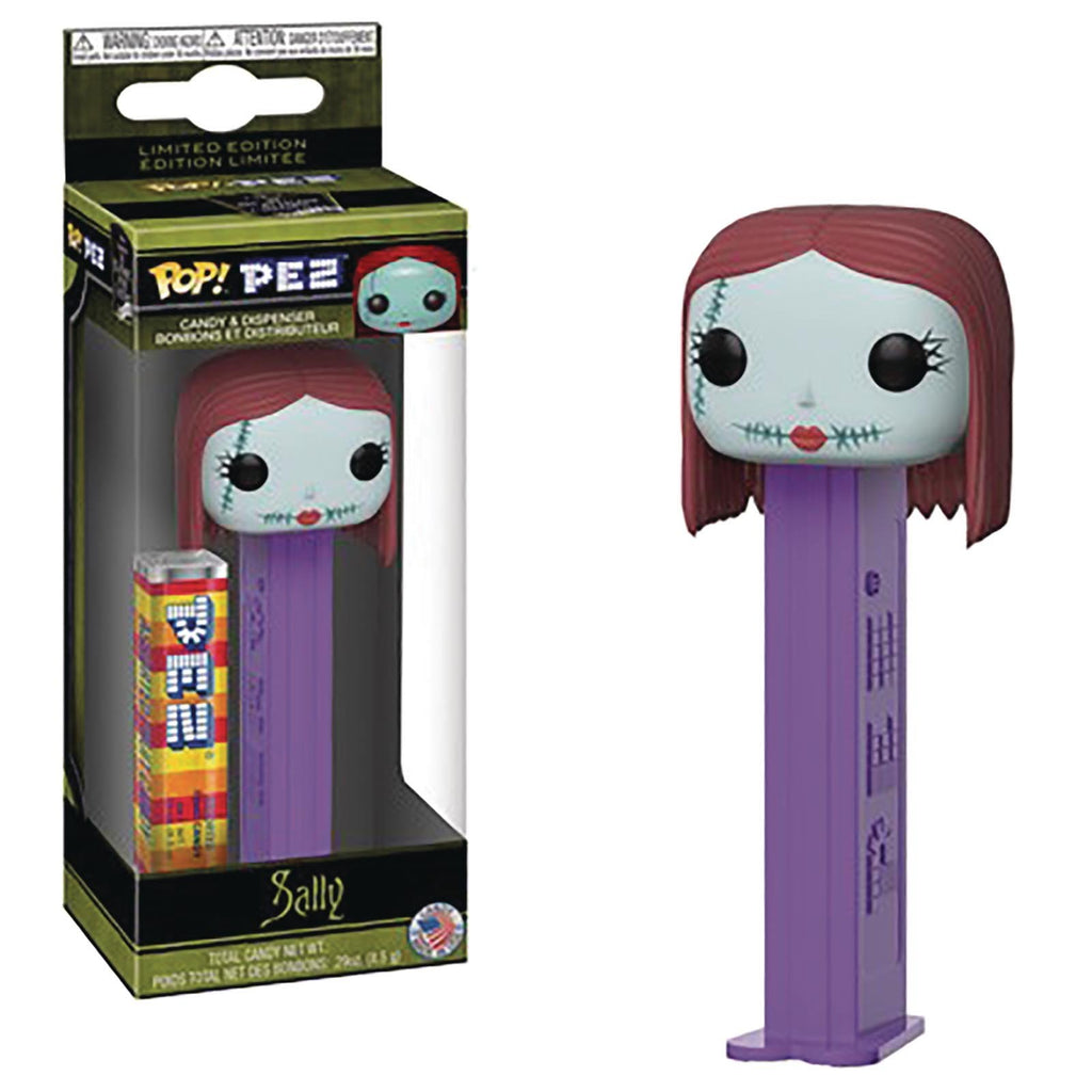 Funko Nightmare Before Christmas POP PEZ Sally Dispenser