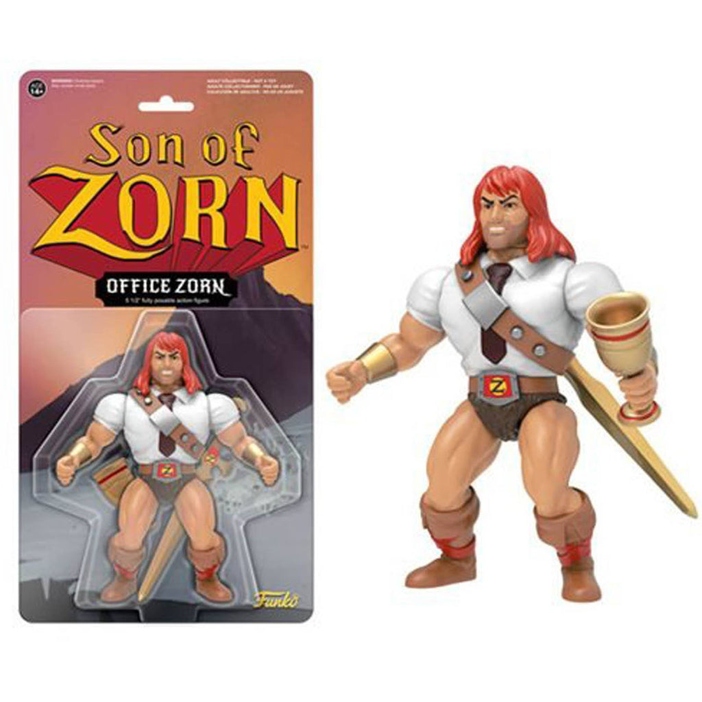 Funko Son Of Zorn Office Zorn Action Figure