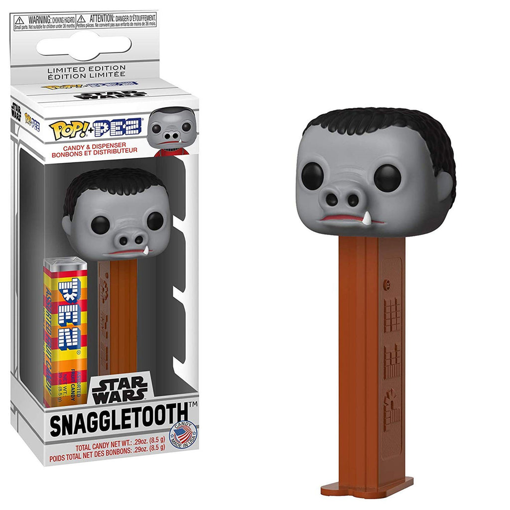 Funko Star Wars POP PEZ Snaggletooth Dispenser