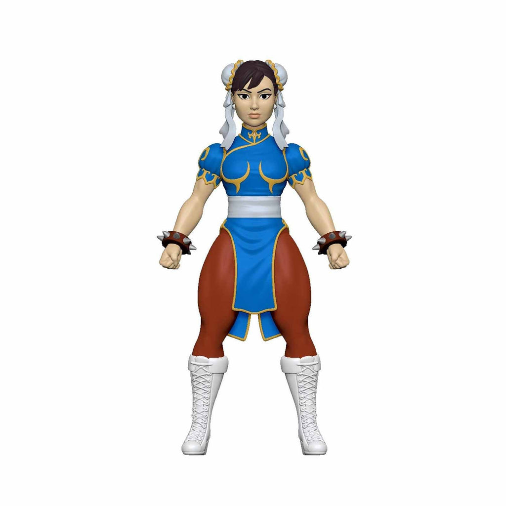 Funko Street Fighter Savage World Chun-Li Action Figure