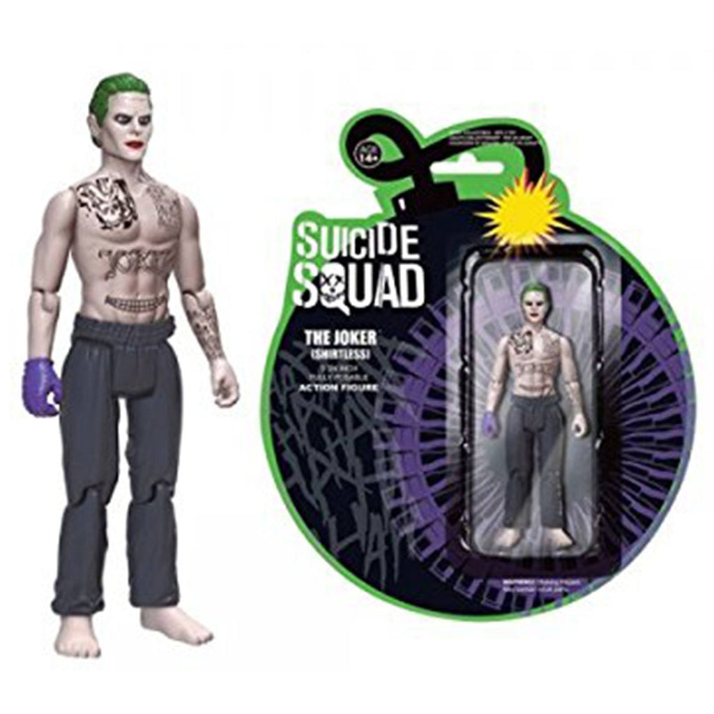 Funko Suicide Squad The Joker Shirtless Action Figure