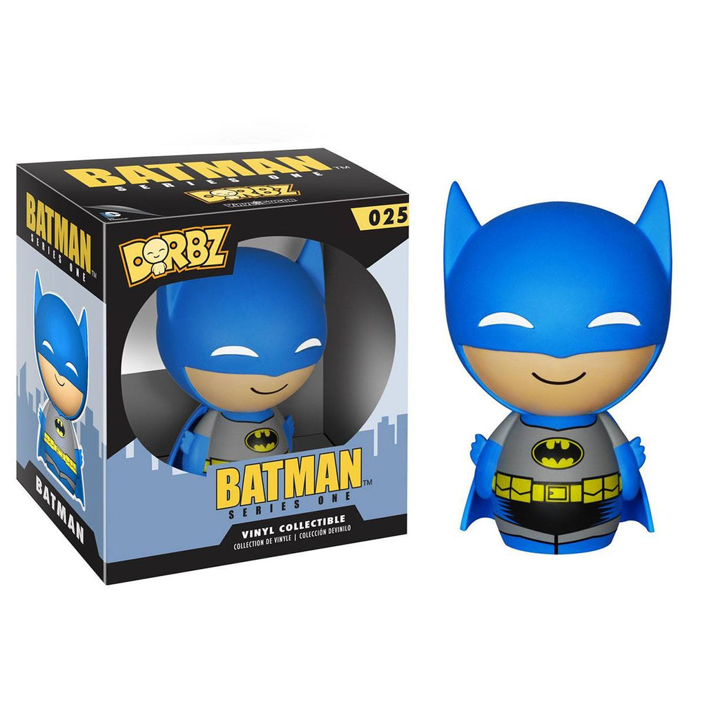Batman Dorbz Blue Suit Batman Figure