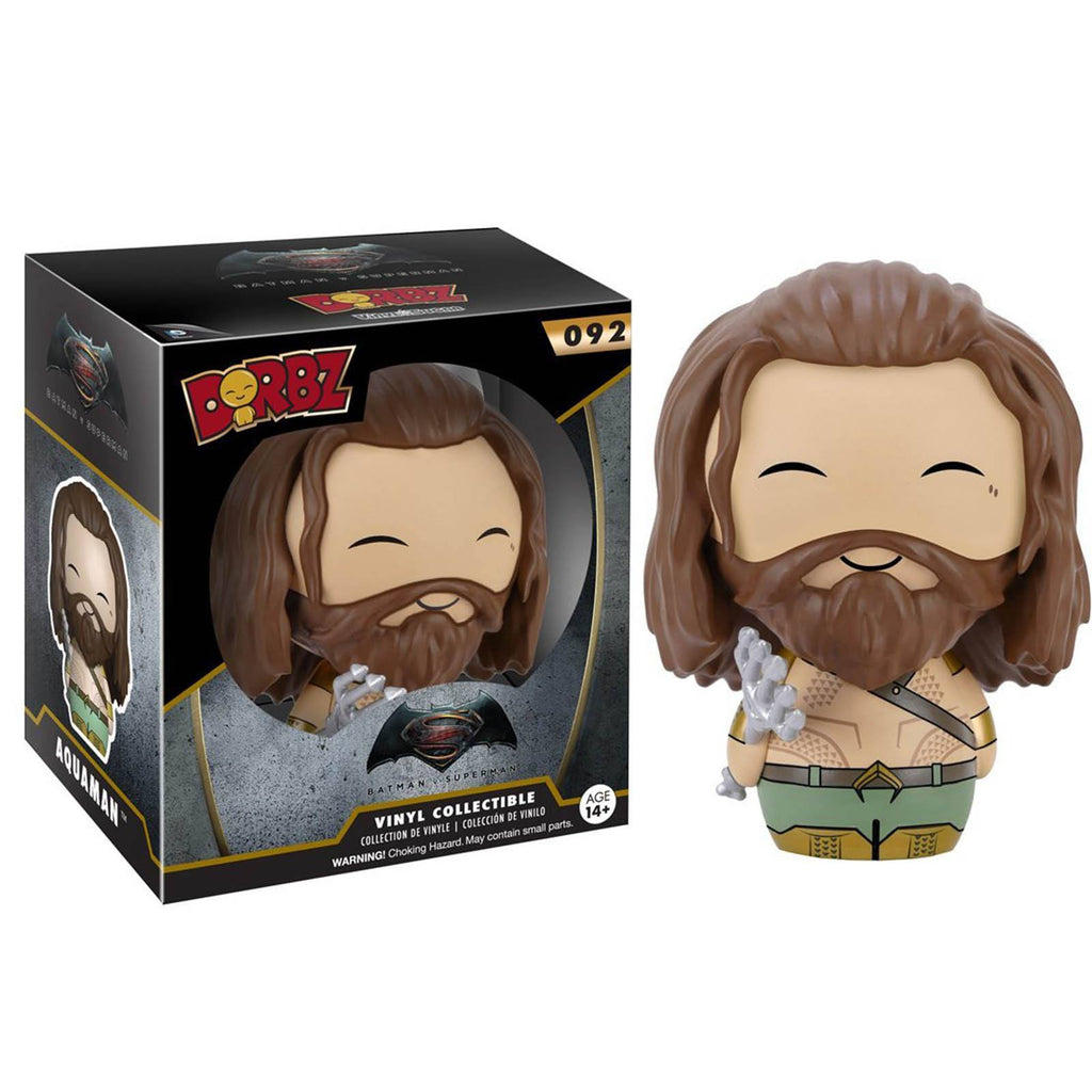 Batman Vs Superman Dorbz Aquaman Vinyl Figure