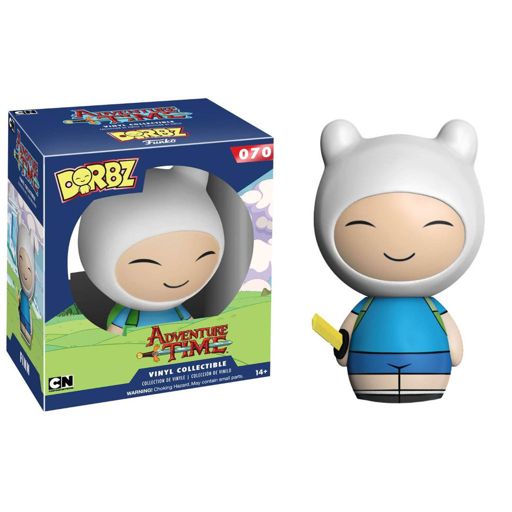 Funko Adventure Time Dorbz Finn Vinyl Figure
