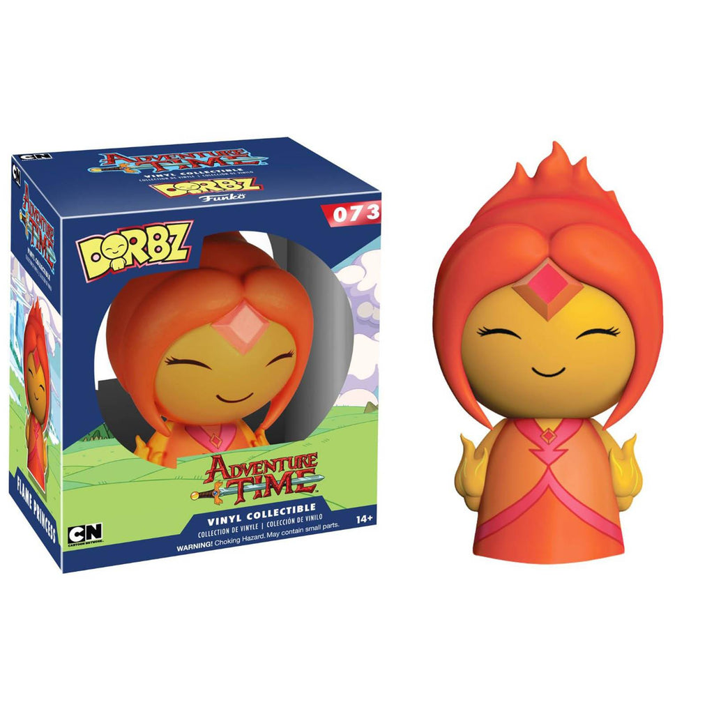 Funko Adventure Time Dorbz Flame Princess Vinyl Figure