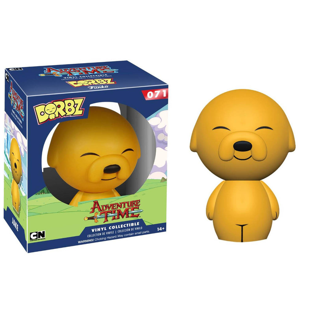 Funko Adventure Time Dorbz Jake Vinyl Figure - Radar Toys