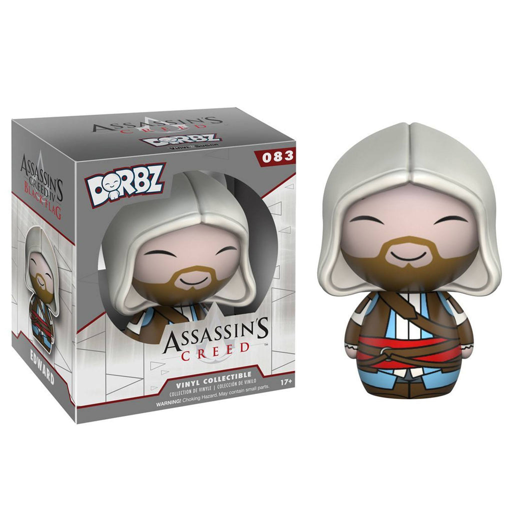 Funko Assassin's Creed Dorbz Edward Vinyl Figure - Radar Toys