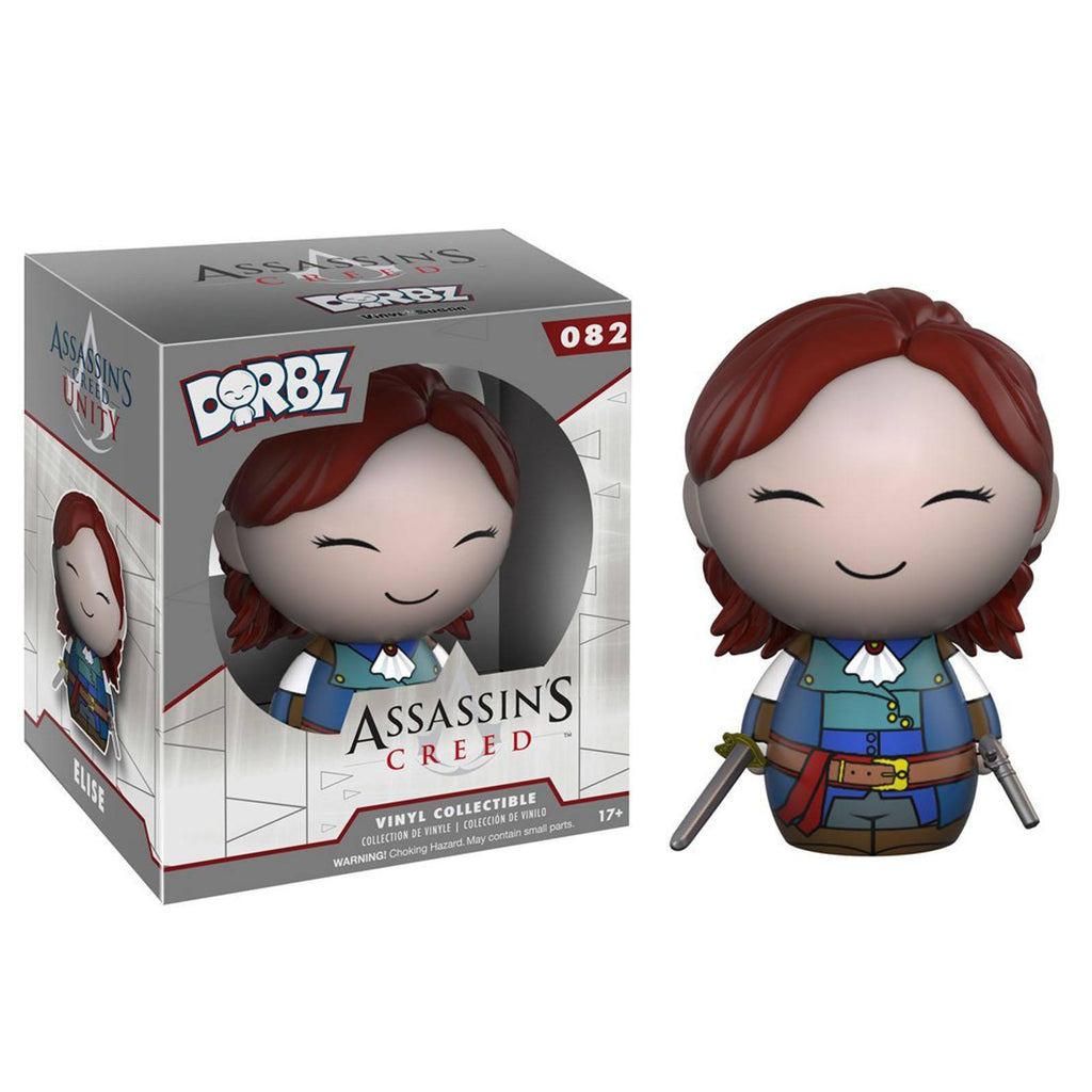 Funko Assassin's Creed Dorbz Elise Vinyl Figure - Radar Toys