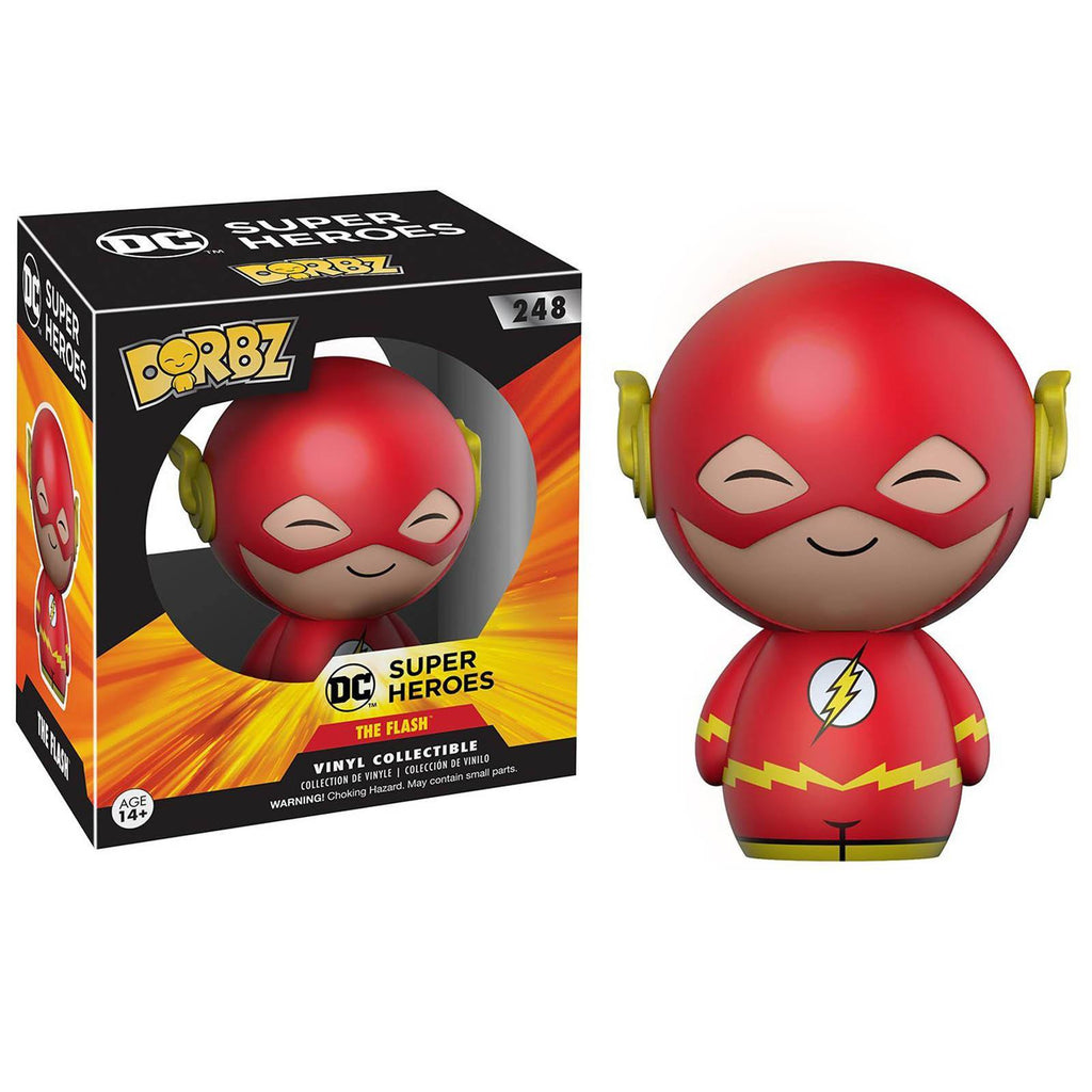 Funko DC Super Heroes Dorbz The Flash Vinyl Figure