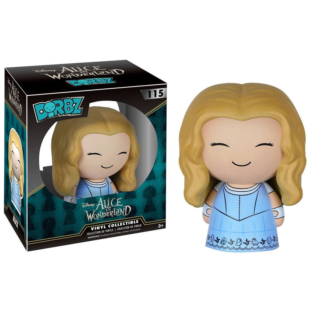 Funko Disney Alice In Wonderland Dorbz Alice Live Action Vinyl Figure