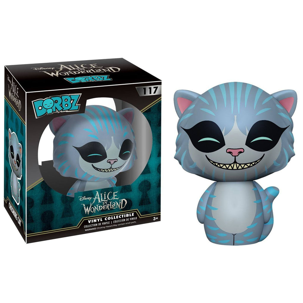 Funko Disney Alice In Wonderland Dorbz Cheshire Cat Vinyl Figure