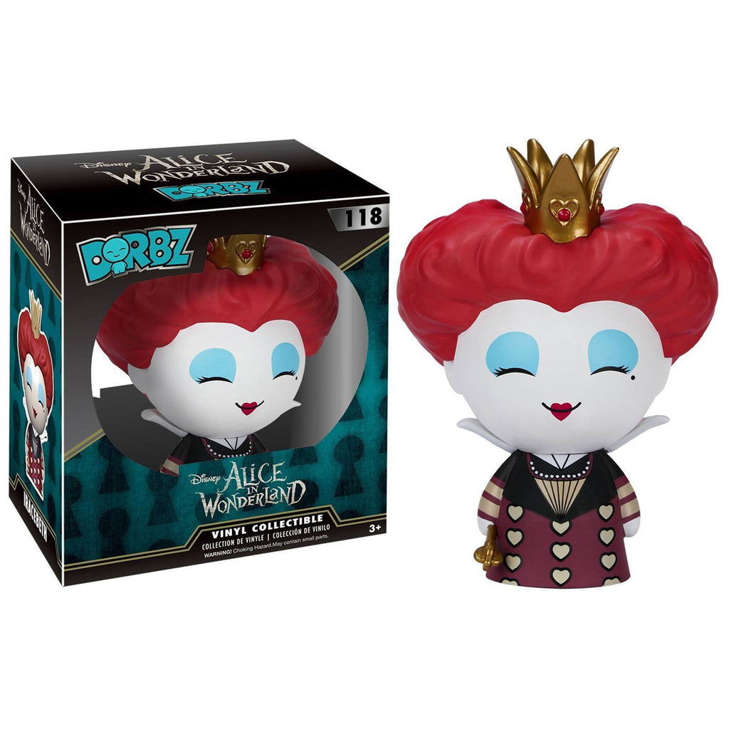 Funko Disney Alice In Wonderland Dorbz Iracebeth Vinyl Figure
