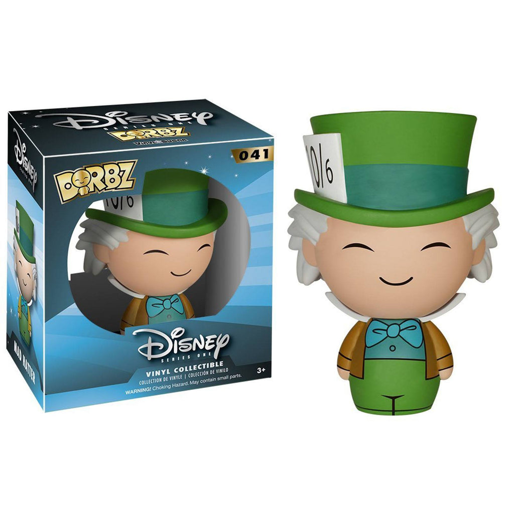 Funko Disney Alice In Wonderland Dorbz Mad Hatter Vinyl Figure