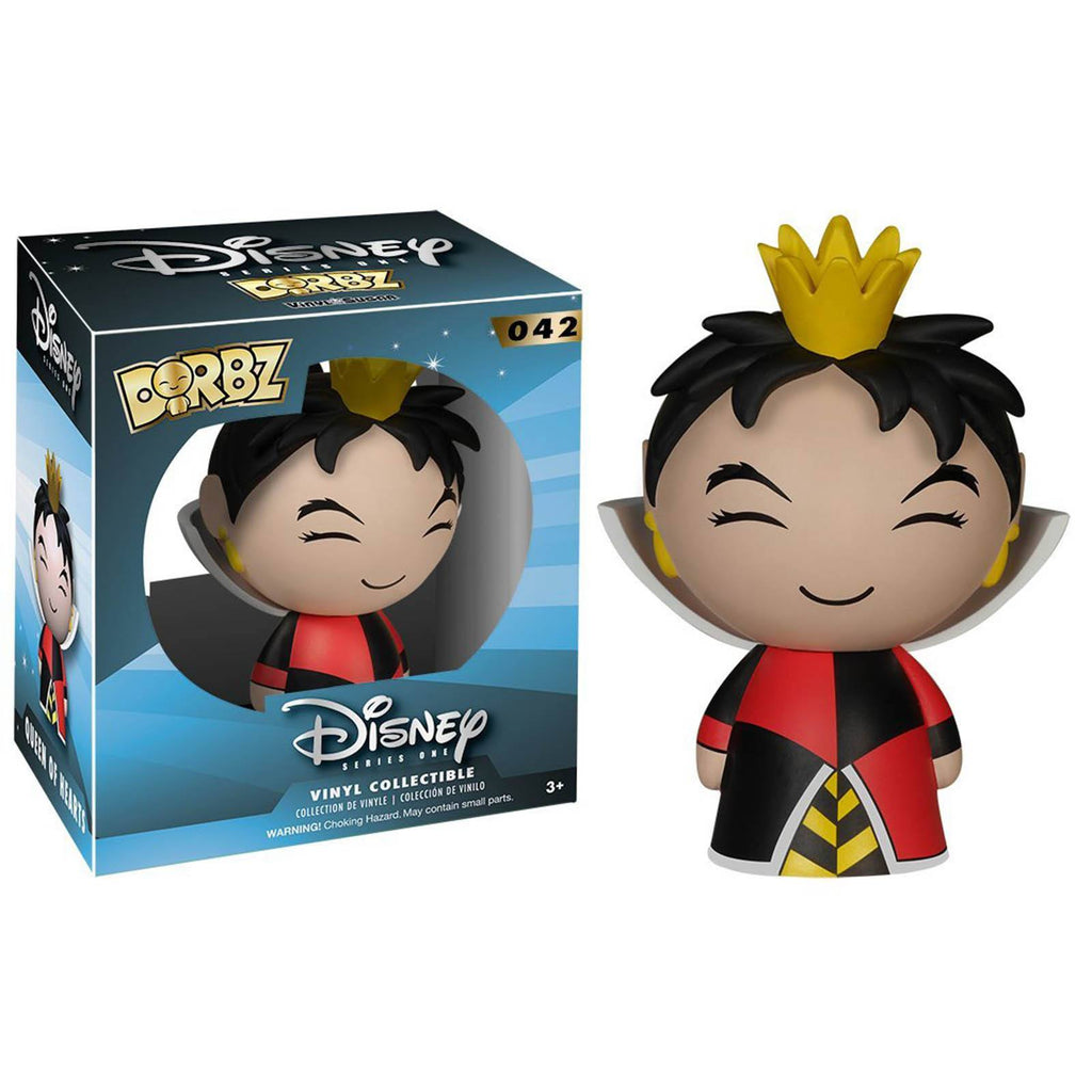 Funko Disney Alice In Wonderland Dorbz Queen Of Hearts Vinyl Figure