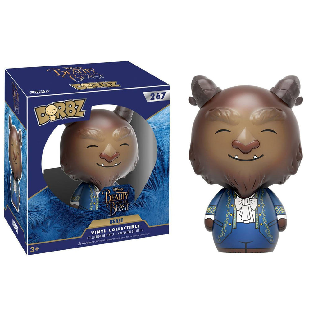 Funko Disney Beauty And The Beast Live Action Dorbz Beast Vinyl Figure