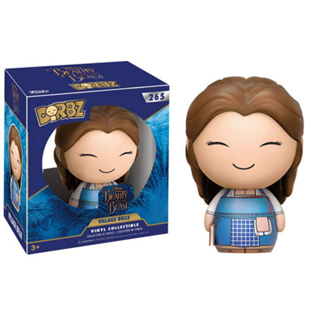 Funko Disney Beauty And The Beast Live Action Dorbz Village Belle Vinyl Figure - Radar Toys